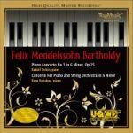 優美的孟德爾頌鋼琴協奏曲(黃金合金CD)<br>Felix Mendelssohn Bartholdy – Piano Concertos
