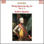 【特價商品】海頓:弦樂四重奏作品 54 第 1~3 號<br>高大宜四重奏