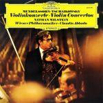 孟德爾頌、柴可夫斯基小提琴協奏曲 ( 180 克 LP )<br>阿巴多 指揮 維也納愛樂,小提琴:米爾斯坦<br>Mendelssohn / Tschaikowsky . Nathan Milstein . Wiener Philharmoniker . Claudio Abbado – Violinkonzerte - Violin Concertos