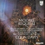 莫札特:安魂曲 ( 180 克 LP )<br>柯林‧戴維斯 指揮 BBC 交響管弦樂團<br>Mozart : Requiem<br>BBC Symphony Orchestra, Colin Davis conducting