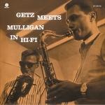史坦‧蓋茲 與 傑瑞.穆利根的邂逅  ( LP )<br>Stan Getz Meets Gerry Mulligan – Getz Meets Mulligan In Hi-FI