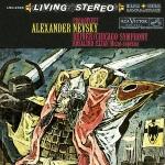 普羅高菲夫-亞歷山大.涅夫斯基  ( 雙層 SACD )<br>Fritz Reiner - Prokofiev: Alexander Nevsky