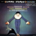 哈察都量:化妝舞會組曲/卡巴列夫斯基:喜劇演員  ( 雙層 SACD )<br>Kiril Kondrashin - Khachaturian: The Masquerade Suite/ Kabalevsky: The Comedians<br>孔德拉辛 指揮 RCA Victor 交響管弦樂團