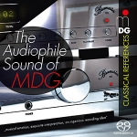 MDG 音響天碟  ( 雙層 SACD )<br>The Audiophile Sound of MDG / Burmester