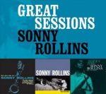 RVG 之經典三合一系列 - 桑尼.羅林斯( 3CDs ):桑尼.羅林斯<br>Great Sessions - Sonny Rollins:Sonny Rollins