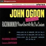 拉赫曼尼諾夫:第二號鋼琴協奏曲 ( 180 克 LP )<br>約翰.奧登/鋼琴 / 普利查德爵士 指揮 愛樂管弦樂團 <br> RACHMANINOV: Concerto No. 2 In C Minor / John Ogdon (piano) <br>Philharmonia Orchestra / John Pritchard