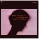 比爾.伊凡斯:給黛比的華爾滋  ( 180 克 LP )<br>Bill Evans Trio:Waltz For Debby