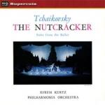 柴可夫斯基-胡桃鉗組曲 (180克 LP)<br>柯茲 指揮 愛樂管弦樂團<br>TCHAIKOVSKY: CASSE-NOISETTE  (NUTCRACKER), OP.71<br>Philharmonia Orchestra / Efrem Kurtz
