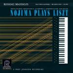 【線上試聽】野島彈奏李斯特(180 克 45 轉 2LPs)<br>野島實,鋼琴<br>Nojima Plays Liszt<br>RM2516