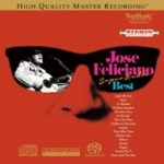 【線上試聽】荷西 弗里西安諾 發燒精選 (雙層 SACD)<br>Jose Feliciano-Super Audio Best