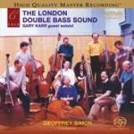 倫敦低音大提琴(雙層 SACD)<br>The London Double Bass Sound – Geoffrey Simon conductor