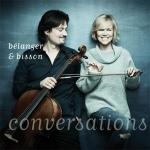 【線上試聽 】安・碧森 / 百花傾訴 ( 加拿大版 CD )<br> 安・碧森  演唱/ 文森・貝朗傑  大提琴<br>Vincent Belanger & Anne Bisson Conversations