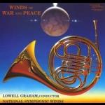 戰爭與和平—發燒管樂選粹  ( 200 克 LP )<br>洛威爾・葛拉漢 指揮 美國國家交響管樂團<BR>Lowell Graham - Winds Of War and Peace<br>Wilson Audio