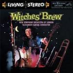 女巫佳釀  ( 200 克 LP ) <br>吉普森 指揮 新倫敦交響管弦樂團<BR>Witches' Brew Gibson New Sym Orc of London
