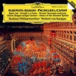 阿爾比諾尼:G小調慢板;帕海貝爾:卡農  ( 180 克 LP ) <br>卡拉揚 指揮 柏林愛樂管絃樂團<br>Von Karajan/ Albinoni: Adagio & Pachelbel: Canon