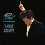 馬勒:第三號交響曲 (雙層 SACD + CD)<br>女低音:佛勒斯特,祖賓梅塔 指揮 洛杉磯愛樂<br>Zubin Mehta - Mahler: Symphony No. 3 In D Minor/ Maureen Forrester