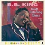比比金-輕鬆藍調   ( 180 克 LP )<br>B. B. King  – Easy Listening Blues