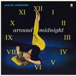 【點數商品】茱莉.倫敦-夢迴午夜   ( 180 克 LP )<br>Julie London - Around Midnight 180g Vinyl LP