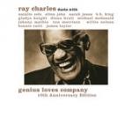 雷.查爾斯-雷.查爾斯與其它藝人:真情夥伴   ( 180 克 45 轉 2LPs )<br>Ray Charles - Genius Loves Company  (10th Anniversary Edition)