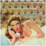 【點數商品】茱莉.倫敦-深情來電  ( 180 克 LP )<br>Julie London / Your Number Please