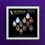 Art Vinyl 創意黑膠掛框【亮白】+ AAPC 2313 威尼斯 ( 200 克 LP )<br> 蕭提 指揮 皇家歌劇院管弦樂團<br>Georg Solti - Venice<br>Royal Opera House Orchestra