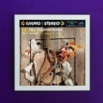 Art Vinyl 創意黑膠掛框【亮白】+ LSC-2077 史特勞斯:提爾愉快的惡作劇、死與變容 ( 200 克 LP )<br>萊納 指揮 維也納愛樂管弦樂團<br>Strauss: Till Eulenspiegel/Death And Transfiguration<br>Vienna Philharmonic Orchestra<br>Fritz Reiner