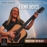 【線上試聽】費歐娜.鮑伊斯-藍調人生  ( 180 克 45 轉 2LPs )<br>Fiona Boyes - Professin The Blues (Half-Speed Mastered)