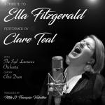 蒂爾向艾拉費茲傑羅致敬  ( 進口版 CD )<br>Clare Teal with the Syd Lawrence Orchestra - A Tribute To Ella Fitzgerald<br>演唱:克蕾兒・蒂爾<br>演奏:席德勞倫斯大樂隊