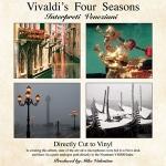 韋瓦第:四季  ( 180 克直刻 LP )<br>Vivaldi The Four Seasons 180g D2D LP<br>演奏:威尼斯詮釋家樂團(INTERPRETI VENEZIANI)