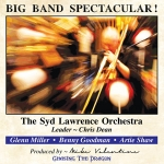 Big Band直刻魅力大放送  ( 進口版 CD )<br>演奏:席德勞倫斯大樂團<br>The Syd Lawrence Orchestra Big Band Spectacular