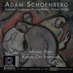 亞當.荀伯格 / 美國交響曲、尋找羅斯科、圖畫研究(雙層 SACD)<br>麥可.史坦 指揮 堪薩斯城市交響樂團<br>ADAM SCHOENBERG<br>American Symphony ‧ Finding Rothko ‧ Picture Studies<br>RR139