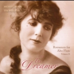 【 點數商品 】麥可.霍普-追夢人:長笛羅曼史第二輯(與提姆.懷特合作)<br> Michael Hoppe - The Dreamer - Romances for Alto Flute Vol. 2, with Tim Wheater