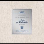 傅尼葉/巴哈:六首無伴奏大提琴組曲 (限量版盒裝 3LP )<br>Pierre Fournier - Bach: 6 Cello Suites  (Limited Numbered Edition )
