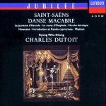 聖桑:骷髏之舞、費通、哈瓦奈斯舞曲、溫法爾之紡車、序奏與隨想迴旋曲(美國版 CD)<br>鄭京和/小提琴<br>Saint-Saens, Kyung Wha Chung, Charles Dutoit – Danse Macabre