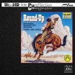 【絕版名片】西部大趕集  ( Ultra HD CD )<br>康澤爾 指揮 辛辛那提大眾管弦樂團<br>法蘭基.連恩:演唱<br>Erich Kunzel Round-Up Limited Edition Ultra HD CD<br>Frankie Laine, vocals<br>Erich Kunzel conducts Cincinnati Pops Orchestra