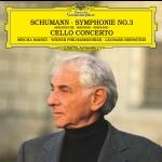舒曼:第三號交響曲   ( 180 克 LP )<br>伯恩斯坦 指揮 維也納愛樂<br>Schumann: Symphony No.3 In E Flat, Op.97 - Rhenish<br>Wiener Philharmoniker, Leonard Bernstein<br>Live >From Grosser Saal, Musikverein, Wien / 1984