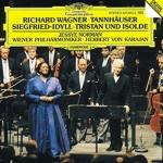 華格納管弦作品與伊索德愛之死  ( 180 克 LP )<br>女高音:傑西.諾曼<br>卡拉揚 指揮 維也納愛樂<br>Wagner Orchestral Works and Isoldes Liebestod<br>Jessye Norman<br>Wiener Philharmoniker, Herbert von Karajan
