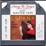 古典西班牙風情 ( 盤式母帶 )<br>Espana: A Tribute To Spain Master Quality Reel To Reel Tape<br>開盤帶