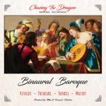 巴洛克音樂會:極致 3D 假人頭錄音 ( CD )<br>Binaural Baroque :  Binaural Recording