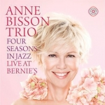 安.碧森-四季爵士  ( 180 克 45 轉直刻 2LPs )<br>Anne Bisson Trio Four Seasons in Jazz