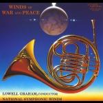 戰爭與和平—發燒管樂選粹 ( 雙層 SACD )<br>洛威爾 葛拉漢 指揮 美國國家交響管樂團<br>Lowell Graham - Winds Of War and Peace<br>Wilson Audio