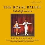 皇家芭蕾(雙層 SACD、兩片裝)<br>安賽美 指揮 皇家歌劇院管弦樂團<br>The Royal Ballet / Gala Performances<br>Ernest Ansermet / Royal Opera House Orchestra