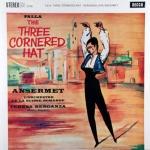 法雅:三角帽、短促的人生 ( 雙層 SACD )<br>貝岡扎,演唱 / 安塞美 指揮 瑞士羅曼德管弦樂團<br>de Falla: The three-cornered Hat<br>Teresa Berganza, Orchestre de la Suisse Romande conducted by Ernest Ansermet