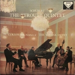 舒伯特:鱒魚五重奏 ( 雙層 SACD )<br>柯爾榮,鋼琴 / 維也納八重奏<br>Schubert: Quintet for Piano, Violin, Viola, Violoncello and Double-Bass (Trout Quintet)
