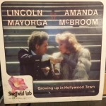 【二手LP寄售】 Lincoln Mayorga and Amanda McBroom ‎– Growing Up In Hollywood Town