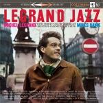 【線上試聽】米榭.李格蘭 – 李格蘭爵士 ( 180 克 45 轉 2LPs )<br>Michel Legrand - Legrand Jazz
