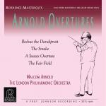 阿諾德序曲集 ( 180 克 LP )<br>阿諾德 指揮 倫敦愛樂管弦樂團<br>ARNOLD OVERTURES<br>The London Philharmonic Orchestra