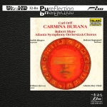 【FIM 絕版名片】卡爾.歐福:布蘭詩歌 ( Ultra HD,限量版 CD  )<br>Carl Orff: Carmina Burana