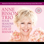 安.碧森-四季爵士( CD )<br>Anne Bisson Trio Four Seasons in Jazz