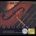 【FIM 絕版名片】查爾斯.羅瑟克蘭斯-皇家絃樂四重奏經典絃樂 UHDCD  <br>Charles Rosekrans - Royal Strings Ultra HD CD